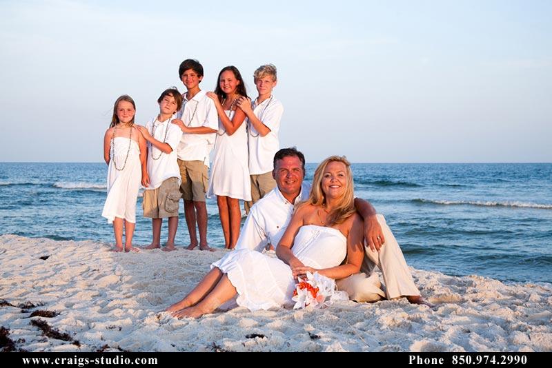 Destin Beach Weddings and Portraits