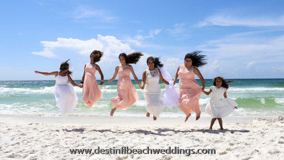 How To Plan The Perfect Destin Beach Wedding Destin Fl