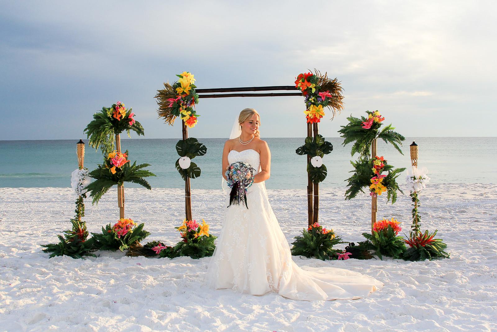 Destin Beach Wedding Locations