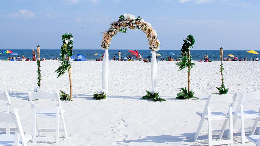 Sand Dollar Destin Beach Wedding Packages 07