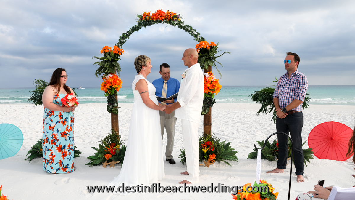 Now Booking 2019 Destin Beach Wedding Packages Destin Fl